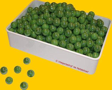 Parel Licht Groen - per kilogram