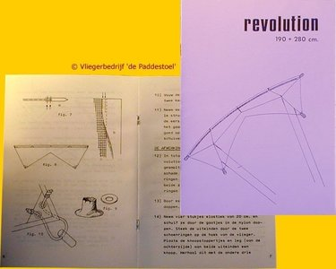 De Paddestoel Bouwboekje Revolution Classic