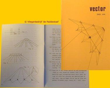 De Paddestoel Bouwboekje Vector