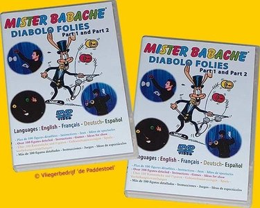 Mr. Babache Diabolo Folies DVD