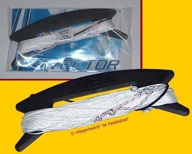 Vector Dyneema Wit 2 x 35 m - 170 kg