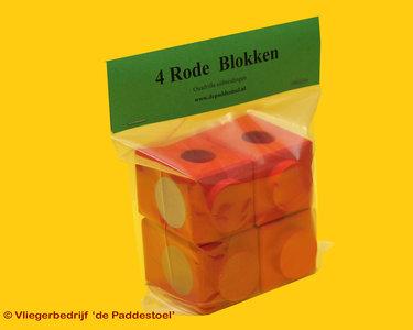 Quadrilla Rode Blokken