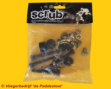 Scrub Save your ride kit Skate 10 mm