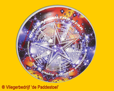 Discraft Ultra Star Starscape Frisbee 175 gram