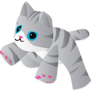 Premier Kites 4Ft. Gray Tabby Kitten