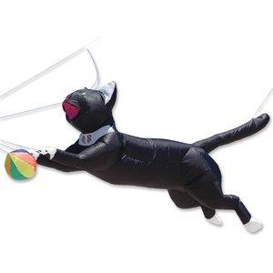 Premier Kites Ram Air Cat - Black