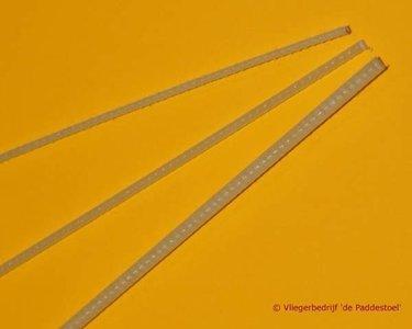 Fiber 3,1 mm gewikkeld 200 cm