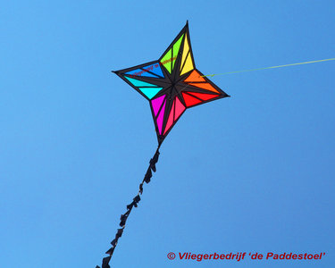 Into the Wind Maurizio's Enif Kite