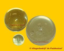 Kristal Super 60 Transparant Knikker per stuk