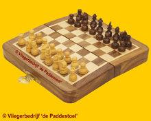 Philos Reis Schaakspel 12