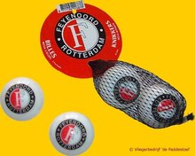 Feyenoord Super Knikker per stuk