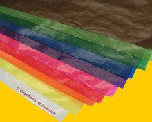Vliegerpapier per vel van 100 x 70 cm