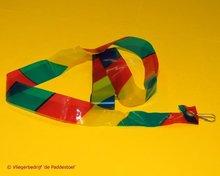 Plastic Regenboog Staart