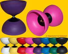 Diabolo Rubberking Mr. Babache
