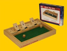 Hotgames Shut the Box / Shuttlebox 27