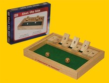 Hotgames Shut the Box / Shuttlebox 34