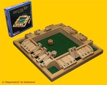 Philos Shut the Box / Shuttlebox 4-personen Small 10er