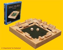 Philos Shut the Box / Shuttlebox 4-personen Small 12er