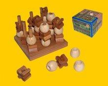 Philos Tic-Tac-Toe / Boter, Kaas en Eieren 3-D