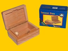 Philos Secret Box - IQ Puzzel