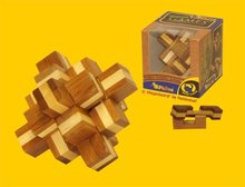 Philos Ster Bamboe - IQ Puzzel