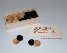 Hotgames Damstenen 32 Palmhout