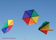 Premier Kites Popper Boodschapper