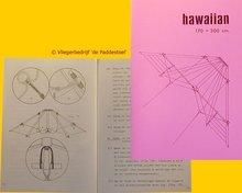 De Paddestoel Bouwboekje Hawaiian