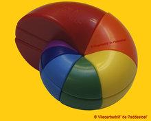Recent Toys Rainbow Nautilus - IQ Puzzel