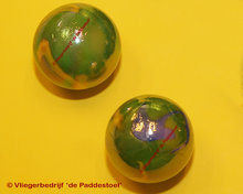 Earth Super Knikker per stuk