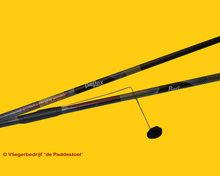 Revolution 1.5 RX staander met veer (spring)