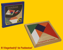 Philos Tangram Medium Kleur - IQ Spel