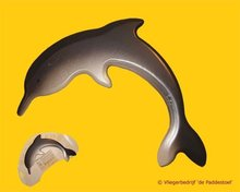 Boomerang Fan Dolfijn (R)
