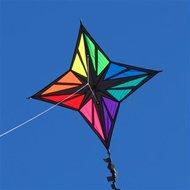 Into the Wind Maurizio's Enif Kite